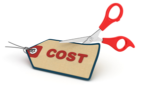 image of cost cutting